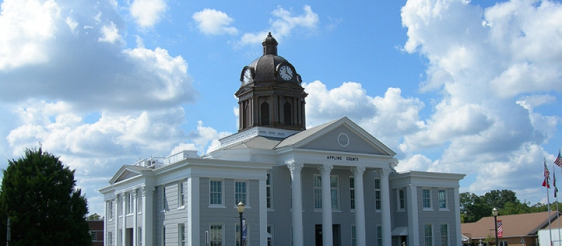 Appling County Courthouse